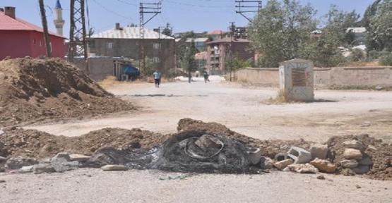 Boşaltılan Mahallede Çatışmalar Başladı