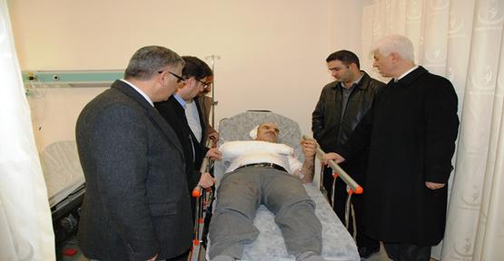 Bozova Okul Müdür Yardımcısı  Kazada Öldü