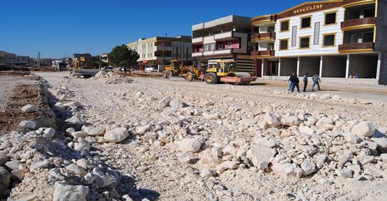 Büyükşehir'den Yeni Bulvar