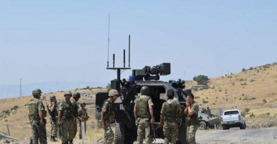 Çaldıran'da Çatışma: 1 Asker Şehit