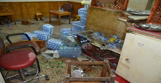 Çay ocağında kavga, 2 yaralı