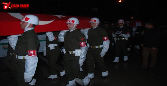 Cenazeler askeri uçakla gönderildi.