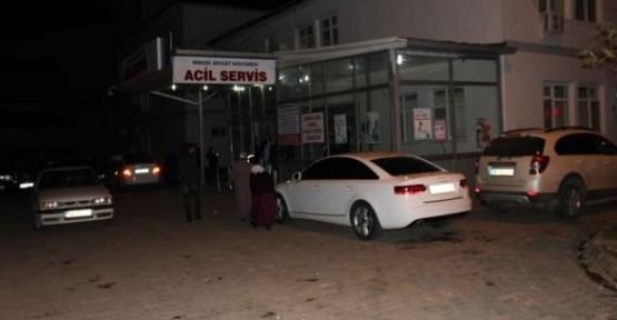 Çevik Kuvvet Müdürü'ne silahlı saldırı