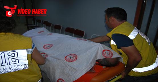 Ceylanpınar'da Roket Düştü 1 Ölü 2 Yaralı