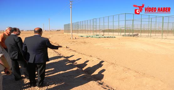 Çiftçi, :Akçakale'yi Hak Ettiği Yere Taşıyoruz