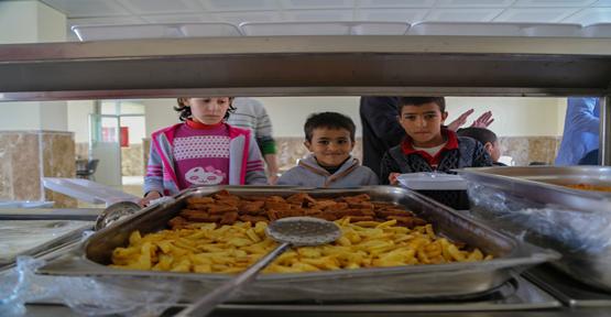 Çocukları hayata bağlayan okul