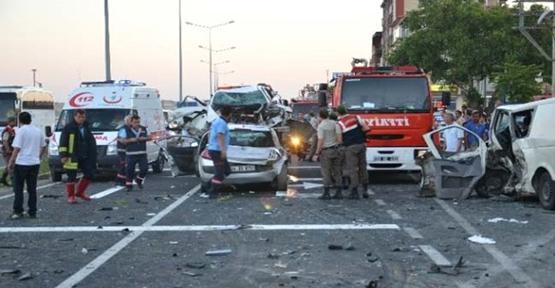 Cuma Hutbesinde Trafik Uyarısı