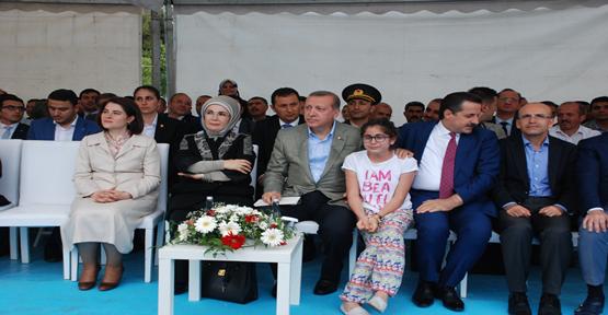 Cumhurbaşkanı Şanlıurfa'da