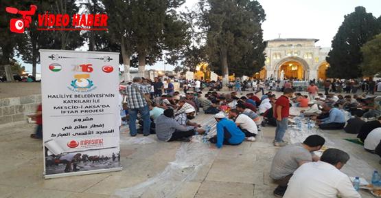 Demirkol, Kudüs'teki Müslümanları Da Unutmadı