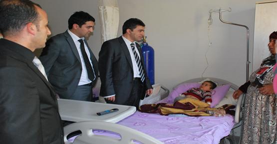 Devlet Hastanesine Yeni 30 Yataklı Servis