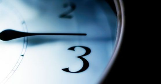 Dikkat saatlerinizi geri almayı unutmayın