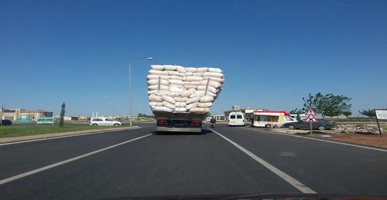 Doğuya saman satışı başladı