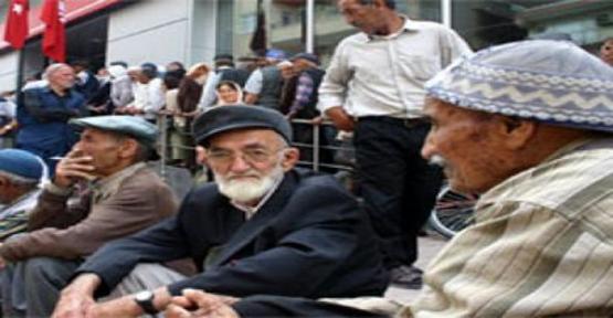 Emekli Maaş Artışı
