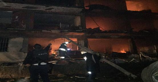 Emniyet'e Bombalı Araçla Saldırdı: 5 Ölü, 39 Yaralı