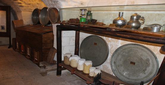 Eski yaşamlar müzede korunuyor