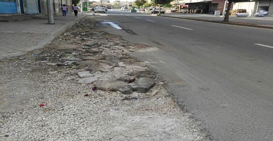 Eyüp nebi yolu asfaltlandı