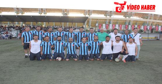 Eyyübiye Belediyesi 35 Yaş üstü Futbol Turnuvası Sona Erdi