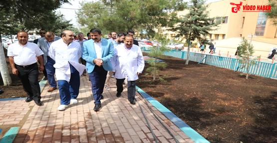 Eyyübiye Belediyesi Hizmette Sınır Tanımıyor