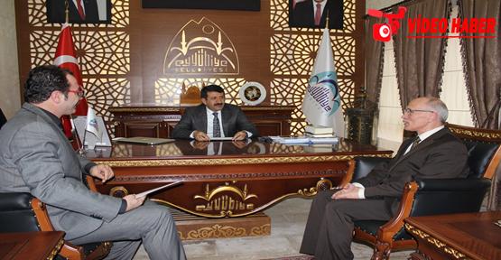 Eyyübiye Belediyesinin Kalite Ve Çevre Yönetimi Tescillendi
