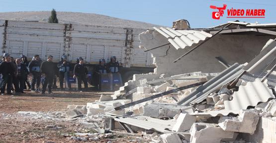 Eyyübiye'de Kaçak Yapıya Geçit Yok