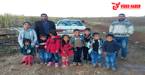 Eyyübiye'de Velilerin taşımalı eğitim isyanı