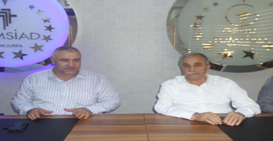 Fakıbaba'dan TÜMSİAD Ziyareti