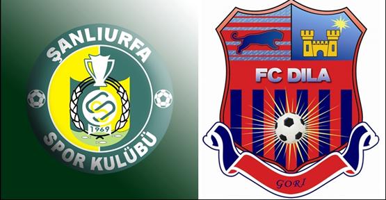 FC Dila Gori- Şanlıurfaspor