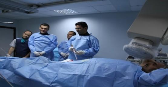 Felçli hastalara müdahale edilecek