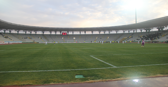 Fenerbahçe maçı Şanlıurfa'da