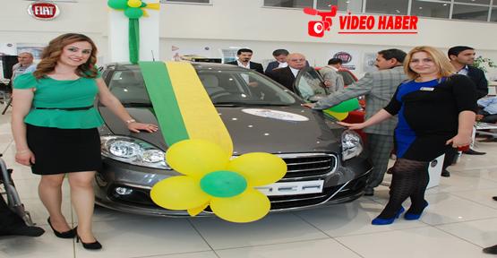 Fiat Önkol Otomotiv 'den ilk müşteriye altın