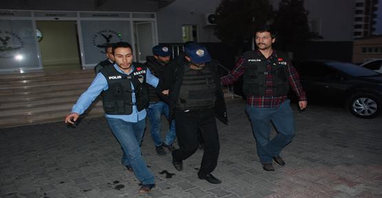 Fidyeciler tutuklandı