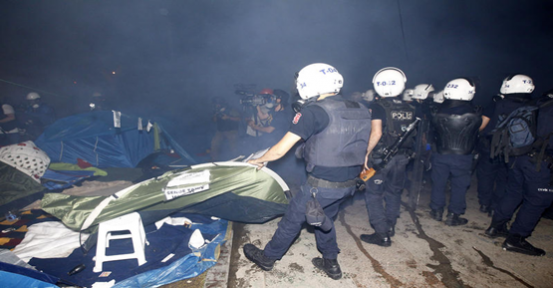 Gezi Operasyonu