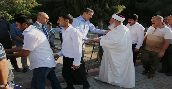 Güvenç Taziyeleri Şanlıurfa'da Kabul  Edecek