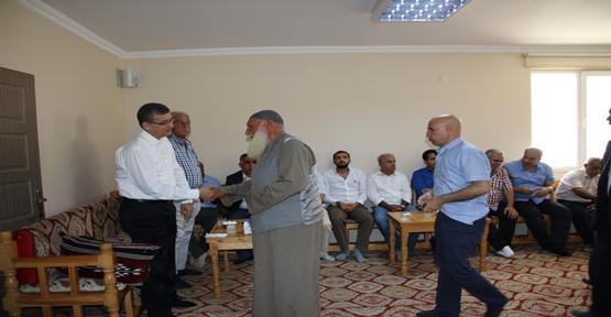 Güvenç taziyeleri Urfa'da kabul ediyor