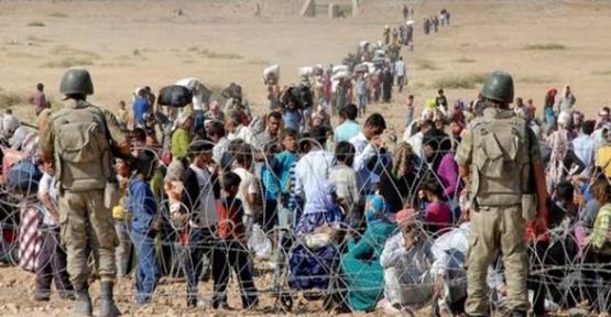 Halep düşerse yeni göç dalgası 1 milyon