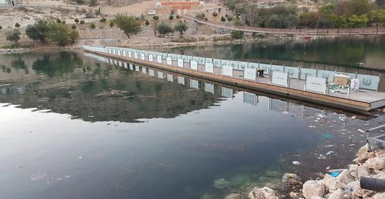 Halfeti'ye yeni köprü yapılıyor