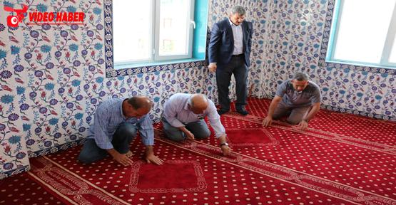 Haliliye Belediyesi 79 Mahallenin Cami Ve Taziye Evini Donattı