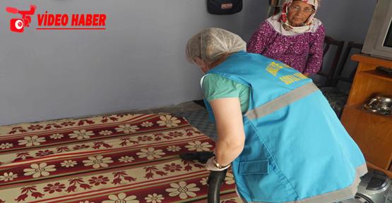 Haliliye Belediyesi, Bakıma Muhtaç 47 Ailenin Yanında