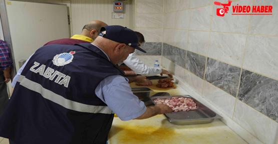 Haliliye Belediyesi, Gıda Denetimlerini Sürdürüyor