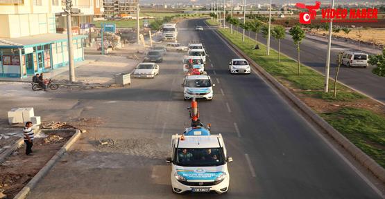 Haliliye Belediyesi, İlaçlama Çalışmalarını Hız Kesmeden Sürdürüyor