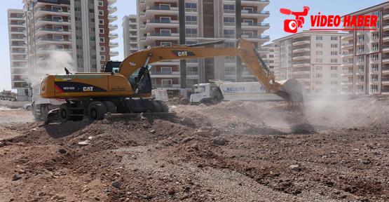 Haliliye Belediyesi, Karşıyaka Mahallesi'nde Yeni Yollar Açıyor