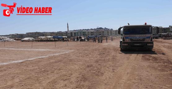 Haliliye Belediyesi Kurban Bayramı Hazırlıklarını Tamamladı