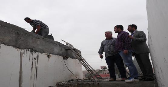 Haliliye Belediyesi Ruhsatsız Yapılara İzin Vermiyor