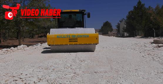 Haliliye Belediyesi Yeni Yapılar Bitmeden Yolları Açıyor