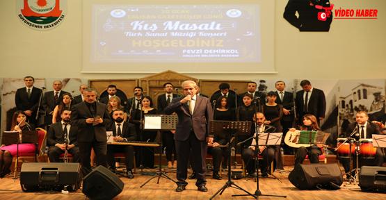 Haliliye'den Kış Masalı Konseri