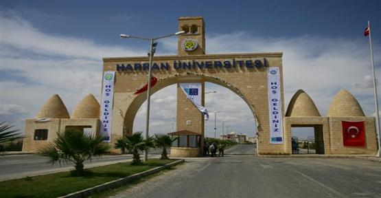 Harran üniversitesi 18. sırada