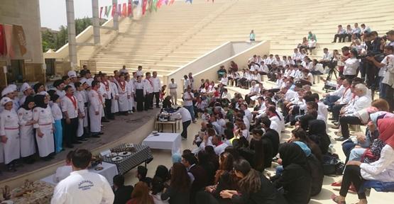 Harran Üniversitesi Aşçıları Ödüle Doymuyorlar
