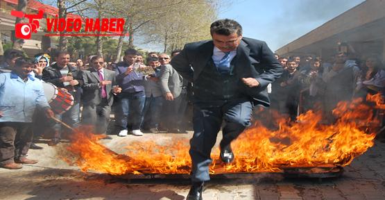 Harran Üniversitesinde Nevruz Coşkusu