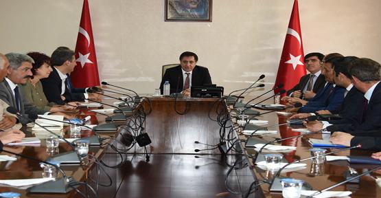 Harran'da Çalışmalar Planlı Yürütülecek