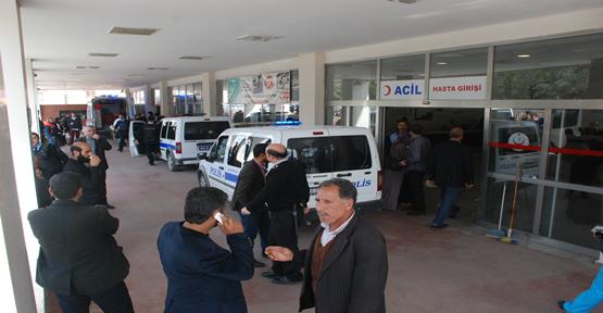 Harran'da muhtarlık husumeti, 8 yaralı